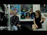 Тизер Откровенного интервью С Сашей, который называет себя Барус 2