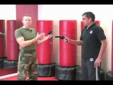 Close Quarters Self Defense Gun Disarm Video