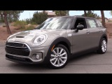 2016 MINI Cooper S Clubman (F54) - Test Drive & Review