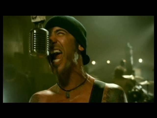 Godsmack - Cryin' Like A Bitch (Official Music Video)
