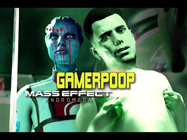 GamerPoop: Mass Effect Andromeda 2