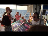 Gaia Inyathi - M.I.K.E. PUSH at Connect Ibiza Boat Party Jul 27th 2016