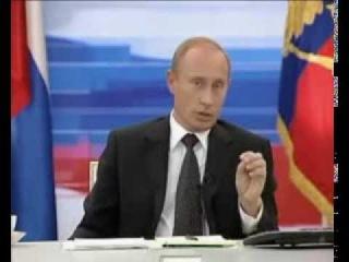 Путин: Россия - для русских говорят придурки и провокаторы!