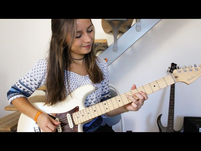 Red Hot Chili Peppers - Dani California (Cover by Chloé)