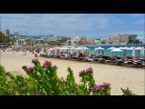 Пляж Магалуф Майорка / Playa de Magaluf Mallorca