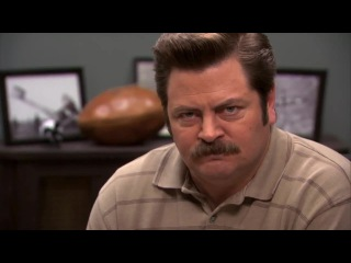 The Many Emotions of Ron Swanson - Parks and Recreation