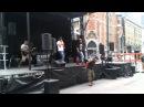 Laurent Les Twins dancing/Chilling Dtown MTL