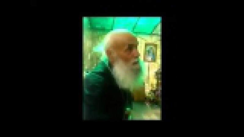 Разговор с батюшкой Евгением на могилке Отрока Вячеслава