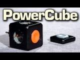 Allocacoc PowerCube  Дистанционная кнопка, USB-зарядка, удлиннитель  умные розетки