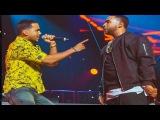 Romeo Santos  Ft Don Omar Ella y Yo en Vivo Desde el Madison Square 2!17