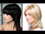 Как подобрать стрижку, стрижка волос каскад, женская стрижка каскад