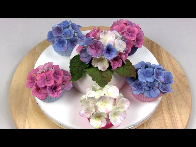 How to Use . Hydrangea Cutter (JEM)