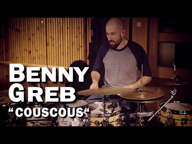 """Meinl Cymbals – Benny Greb """"Couscous"""""""