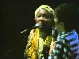 Joan Baez and Odetta Blues Improv