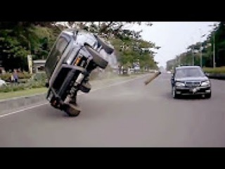 Ultimate Retardet Drivers Fails, Extreme Driving Fails And Sounds March 2017 6