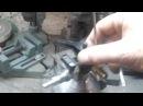 Самодельная система для промывки фреоновых трубопроводов из автомобильного ог