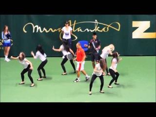 Novak Djokovic - Top 10 Dance Moves (HD)