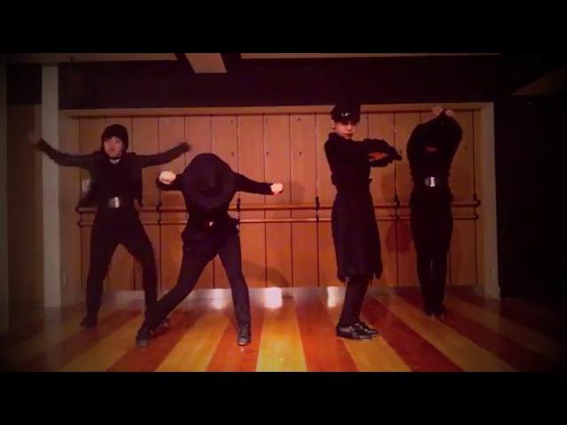 【STAR WARS】ダースベイダーのテーマをタップダンスで踊ってみた【Funk-a-Baby】