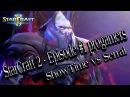 StarCraft 2 - Episode 1 progamers [ShowTime vs Serral]