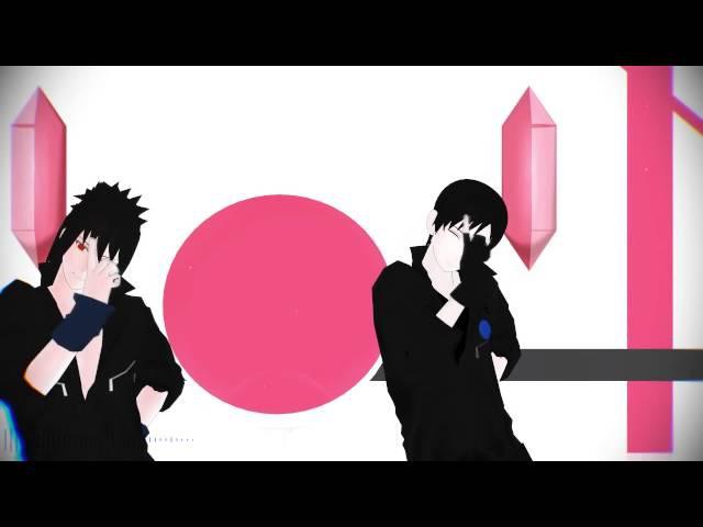 【MMD】lupin【NARUTO】