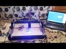 Лазерный ЧПУ arduino uno tb6560