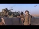 24-10-2016. Ирак. Вынос блок-поста и захват БТР-4 правительственной армии боевиками иг