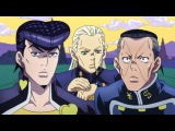 JoJo's Bizarre Adventure: Diamond is Unbreakable - 27 [Anku & mutagenb] русские субтитры