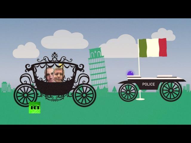 В Италии разоблачили фальшивого принца Черногории и Македонии