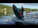 Обзор гидроцикла Sea-doo Spark Trixx