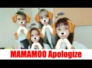 MAMAMOO Apologize For Alleged BLACKFACE In Concert Video