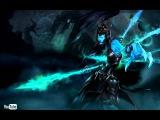 Kalista - (Windows DreamScene HD) (wallpaper animated) (Login screen + music)