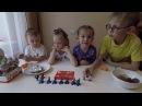 ЧЕЛЛЕНДЖ Киндер Сюрприз Распаковка игрушек Kinder Surprise