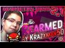 ОЧЕНЬ АТМОСФЕРНЫЙ ИНСЕЙН ДЕМОН Rearmed by Krazyman50 38 Geometry Dash 2 1