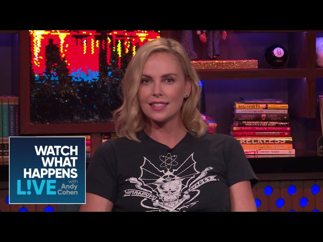 Has Charlize Theron Dipped In The Lady Pond? | WWHL