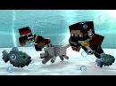 Minecraft [Прохождение Карты] #1 - Мистик и Лаггер в Майнкрафте