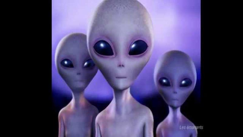 Qui sont les aliens ? - par Paul Hellyer