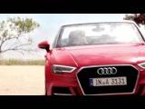 Audi A3 Cabriolet открытый мир удовольствия
