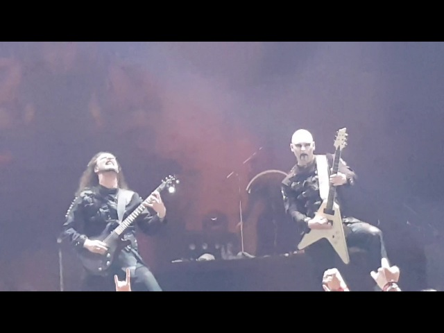 Cradle Of Filth-Her Ghost in The Fog-Bucharest 2017