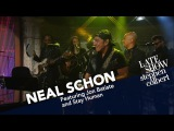 Neal Schon - Don't Stop Believin With Jon Batiste (The Late Show with Stephen Colbert)
