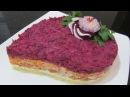 Cалат Шуба clip hướng dẫn cách làmsalad Shuba nga công thức làm salad Nga Mẹ Bé