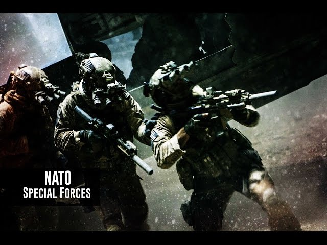 NATO Special Forces • Don't Get In My Way