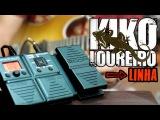 Pedaleira do Kiko Loureiro - Fiz um patch bacana!