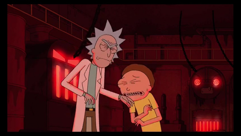 Рик и Морти(1 сезон 2 серия)/РиМ 1x2/ Rick and Morty(Сыендук)