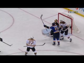 Сент-Луис - Бостон 3-5. . Обзор матча НХЛ