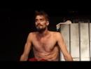 LUCIANO ROSSO  ALFONSO BARON (UN POYO ROJO) - El Pollito Pio - FESTIVAL IBERAE