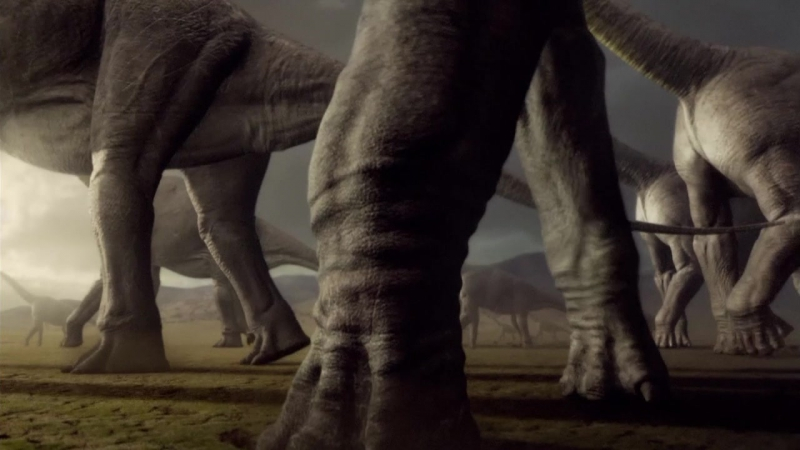 Сражения Динозавров!