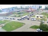 Замуровали, демоны, в Серпухове.