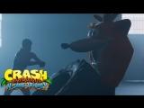На тренировке | Crash Bandicoot N. Sane Trilogy