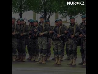 Боевые традиции вооруженных сил Казахстана