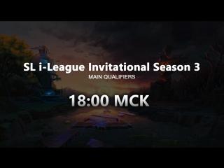 СНГ-квалификация к StarLadder i-League Invitational #3: Gambit vs NaVi